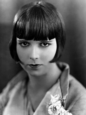 Louise Brooks in Il vaso di Pandora, 1928