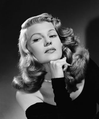 Rita Hayworth in 'Gilda', 1946